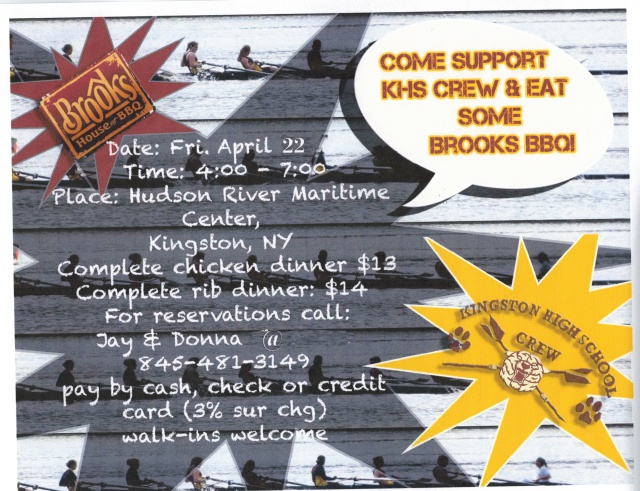 Brooks BBQ Apr 22 2016