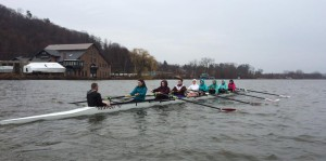 First day on water April 7 2015