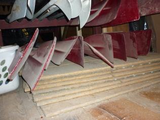 P1090490 Upstairs bottom oars