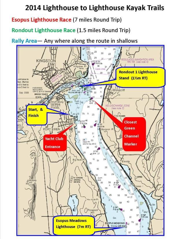 L2L Challenge map