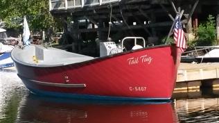 tail tug