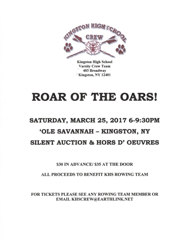 KHS Silent Auction FLYER Mar 25 2017